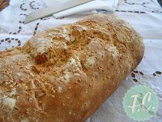 Θέλετε την καλύτερη συνταγή για το πιο νόστιμο και τραγανό ψωμί σε πολύ γρήγορο χρόνο και απλές διαδικασίες. Appetisers, Greek Recipes, Crackers, Risotto, Muffins, Recipies, Rolls, Food And Drink, Pizza