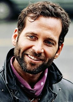 Eion Bailey... He plays Pinocchio on Once Upon A Time smh who knew Pinocchio could be so good lookin'