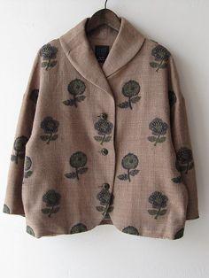 buying vintage clothing shop drop / Mina Peruhonen purchase chum performance jacket / [drop]