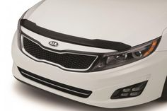 This is the Genuine OEM 2011-2015 Kia Optima Bug Deflector (D059) and was made for all models, including the Hybrid. The OEM 2011-2015 Kia Optima Bug Deflector (D059) is a durable material that helps to protect your car's paint from insects and minor road debris.
