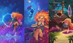 Zoé est disponible! | League of Legends