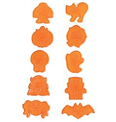 AVON - Product - Creepy Cute Cookie Cutters- $5.99. These would be to make with the kids!