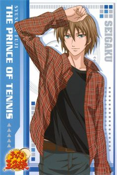 Fuji Syusuke - Seigaku (The Prince of Tennis)