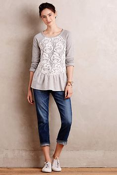 Meja Pullover - anthropologie.com Meja Pullover by Sunday in Brooklyn $78.00