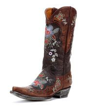 Old Gringo Women's Bonnie Boot - Vesuvio Brass