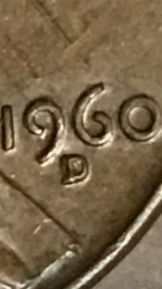 Excited to share this item from my shop: 1960 D ERROR Lincoln Wheatback Penny Valuable Pennies, Old Coins Worth Money, Pennies From Heaven, Copper Penny, Coin Worth, Coin Collecting, Lincoln, Free Gifts, Craft Supplies