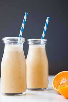 Hemp Orange Superfood Smoothie