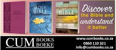 Ideal for regular Bible readers, with extra features and content that will help newcomers discover the Bible for themselves and understand it better.
