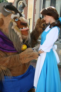 Beauty and the Beast. My Fave!
