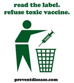 Take time to do your own research!!! You will be amazed :) Healthiest Kids Of The Future Will Be Unvaccinated!