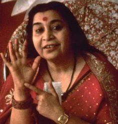 H.H. Shri Mataji Nirmala Devi  The Founder of Unique Meditation called as Sahaja Yoga.