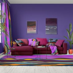 Why not have your home turned into your haven with wall art and textiles like cushions, curtains and rugs to suit your colour palette with funky, bold designs. Contemporary Cushions, Contemporary Decor, Circle Canvas, Create Your House, Funky Art, Interior Decorating, Interior Design, Art Decor, Home Decor