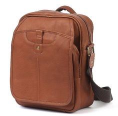 Claire Chase Classic Man Bag, Saddle, One Size ClaireChase http://www.amazon.com/dp/B004KTFVC4/ref=cm_sw_r_pi_dp_EJYbub08ZP719