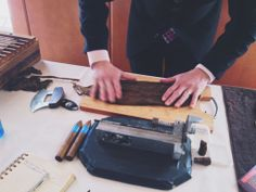 Treat your groom to a reception activity he's sure to appreciate. Patricio Angulo of Oyé Productions provides on-site cigar rolling for your wedding. He can be set up at a table or bar, in a cigar lounge area of the reception, paired with a postdinner scotch or brandy bar —the sky's the limit.