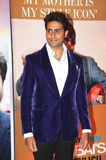 Abhishek Bachchan at The Hindustan Times Style Awards.