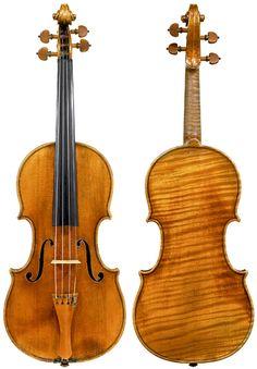 1699-S4313_1vn Stradivari, Antonio, ex CountessPolignac