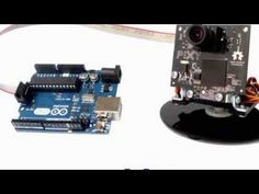 Pixy Cam to with Arduino - YouTube