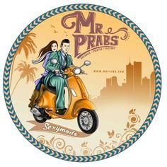 retro design for mr.prabs pomade