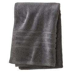 Luxury Bath Sheet Molten Lead - Fieldcrest