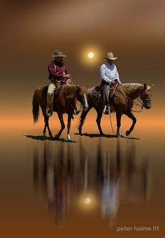 Cowboys - 1368 by peter holme III