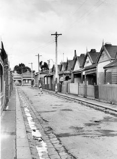 July 1947: The mean streets of Richmond have come a long way, but parts still remain recognisable today.