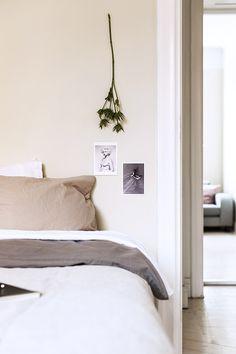 nuetral bedroom decor / sfgirlbybay