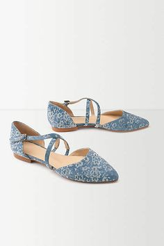Bluebell Crossover Flats - anthropologie.eu