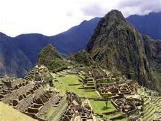 Inca trail... one day...