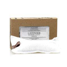 Lavender Shower Pouch