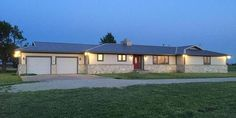 What a beautifully remodeled home on 5 acres (additional acreage also available!). This sprawling ranch has plenty of room, with over 2700 sq ft, 3…