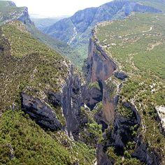 Castellane, Gorges du Verdon, le Granc Canyon du Verdon