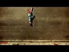 Coldplay - Strawberry Swing- style of video, chalk scenes. Love this style and this song.