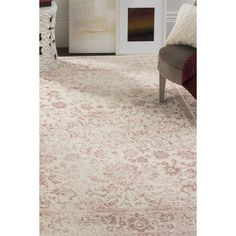 Safavieh Adirondack Vintage Distressed Ivory / Rose Rug (4' x 6')   Overstock.com Shopping - The Best Deals on 3x5 - 4x6 Rugs
