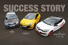 New Megane RS275 Trophy-R records a sub-eight minute lap at the Nurburgring.