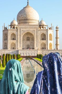 Taj Mahal - Agra, India  I am Going to Agra is happening January 2015 save the date!!!!