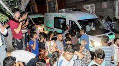 Image copyright                  STR Image caption                                      La explosión ocurrió en la noche, cerca de donde se celebraba una boda.                                Una explosión cerca de una boda en Gaziantep, ciudad en el sur de Turquía, dejó al menos 30 muertos y 94 heridos, según dijo el gobernador de la región, Ali Yerlikaya. El gobierno de Turquía dijo que se trataba de un atentado terrorista y sugirió