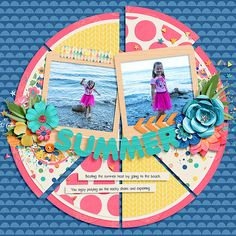 Believe in Magic: Florida Magic Collection by Amber Shaw & Studio Flergs http://www.sweetshoppedesigns.com/sweetshoppe/product.php?productid=34635&cat=&page=1 Summer Lovin' Template Freebie from Grace Lee