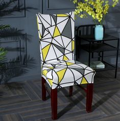 New Year Sales-Decorative Chair Covers Dining Room Seat Covers, Banquet Chair Covers, Seat Covers For Chairs, Slipcovers For Chairs, Dining Chairs, Club Chairs, Dining Furniture, Room Chairs, Modern Furniture