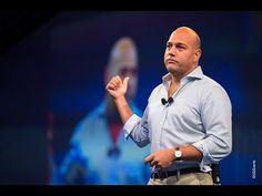 Exponential Organizations - Salim Ismail, at USI - YouTube