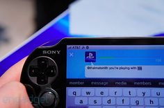 AT&T; PlayStation Vita 3G hands-on, races PlayStation 3 on WipeOut (video)