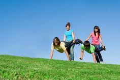 10 Fun Team-Building Activities For Kids | ACTIVE