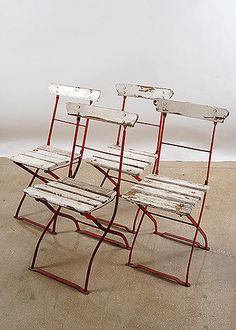 Antique Garden Furniture Alhambra Antiques Old Chairs Outdoor Folding