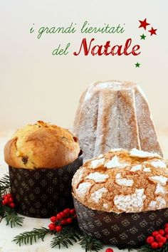 Panettone classico di Morandin Rolando, uno dei padri della pasticceria lievitata in Italia. Una soffice nuvola dalla mollica filante, delizioso. Italian Christmas Cake, Croissants, Pan Dulce, Christmas Sweets, Mini Desserts, Sweet Cakes, Sweet Bread, Food Inspiration, Italian Recipes