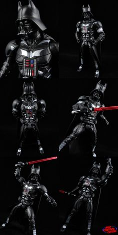 feast your eyes on what the dark knight would become if he joins the dark side of the force!