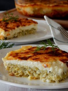 Cookbook Recipes, Cooking Recipes, Lasagna, Quiche, Food And Drink, Breakfast, Healthy, Ethnic Recipes, Ice Cream