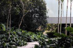 Isabel Duprat: Paisagismo residencial, São Paulo