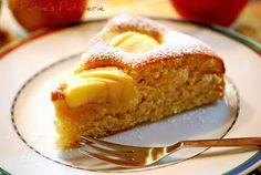 Patce's Patisserie: Versunkener Apfelkuchen [An Apple Pie A Day Keeps The Doctor Away]
