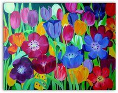 L'art de Nora Tamerus est plein de gaieté: http://www.art-en-france.eu/noratamerus.html