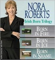 Born In trilogy by Nora Roberts my love for books