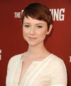 Pixie hair cuts for 2018: Valorie Curry - CosmopolitanUK